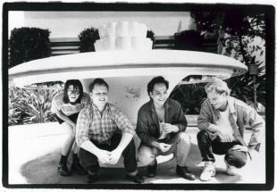 The Pixies band photo