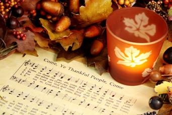 Thanksgiving music
