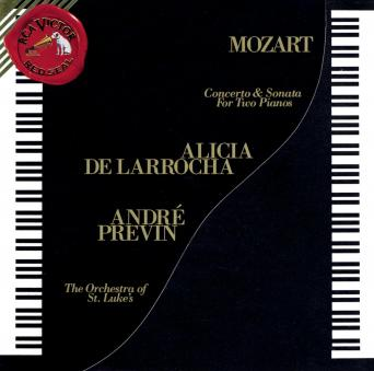 Concerto & Sonata for 2 Pianos