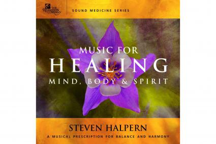 Music for Healing, Steven Halpern