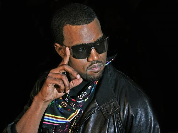 Kanye West, founder of GOOD Music