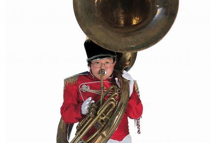 Sousaphone Tuba