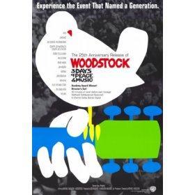 Woodstock festival poster