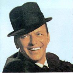 Frank Sinatra cover art