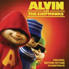 Alvin and the Chipmunks soundtrack