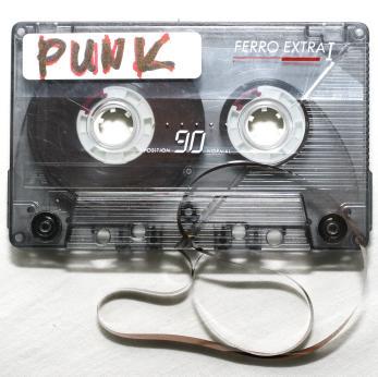 Punk cassette