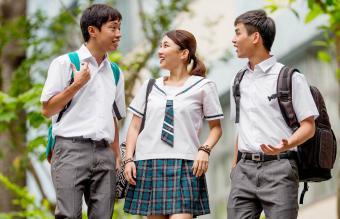 Uniformes escolares en China