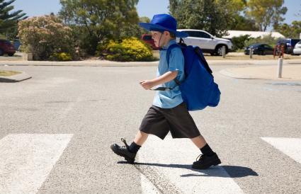 Uniforme escolar en Australia