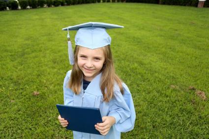 La Pequeña Graduada