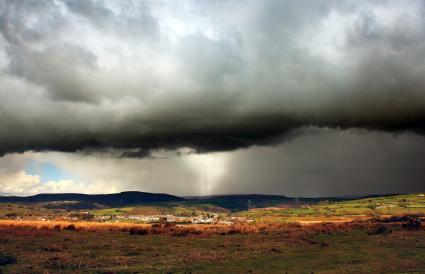 Se acerca la tormenta