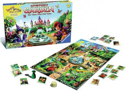 Juego de Mystery Garden