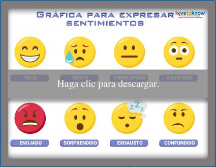 Gráfica Emoji para niños pequeños