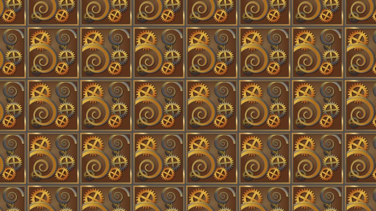 Download Wallpaper Halloween Steampunk - 163348-1280x720-steampunkpattern_new  Collection_16398.jpg