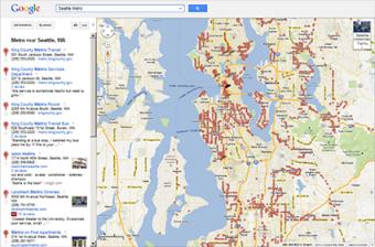 Popular Online Maps