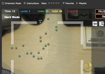 Desktop Tower Defense online game at kongregate.com
