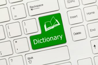 Online Dictionary with Sentences