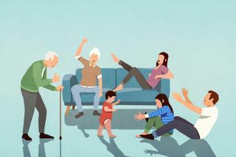 Create a Virtual Family