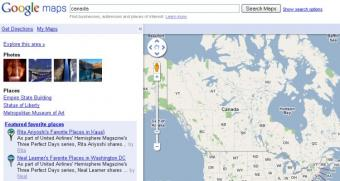 Online Maps of Canada