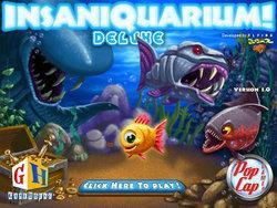 Insaniquarium - PopCap Games