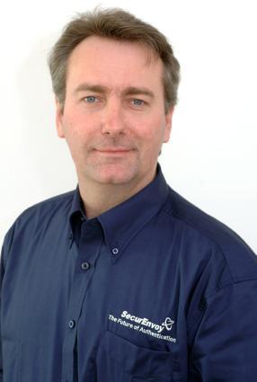 Steve Watts, SecurEnvoy