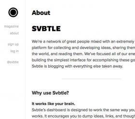 Svbtle screenshot