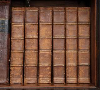 Antique Encyclopedias