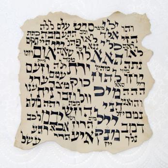 The 72 Hebrew names for God