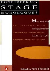 Acting Monologues Book