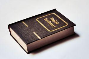 Image of the English Dictionary