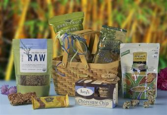 Finding All-Natural Organic Food Gift Baskets