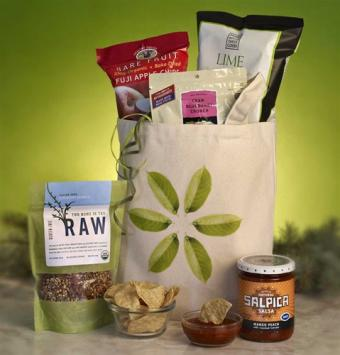 It's Only Natural Fresh and Natural Gluten Free Gift Basket