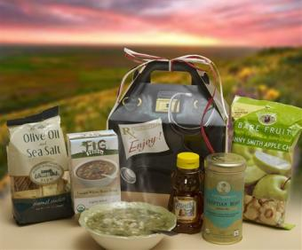It's Only Natural Doctor's Orders Gift Basket