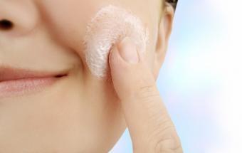 Organic skin tightening lotion