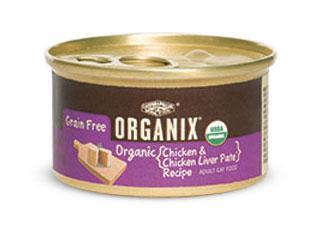 Castor & Pollux organic cat food