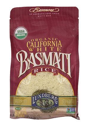 Lundberg Organic White Basmati Rice