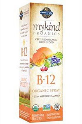 mykind Organics B12 Spray