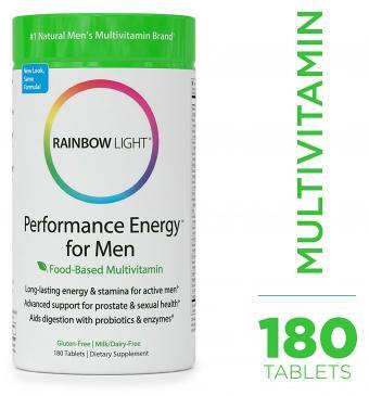 Rainbow Light Performance Energy for Men