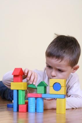 Organic Wood Blocks for Kids