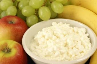 Organic Whole Milk Cottage Cheese