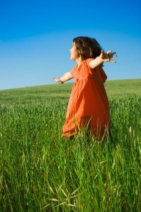 child, organic, nature