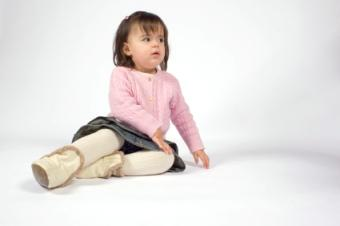 Organic Cotton Tights for Girls