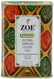 Zoe Organic Extra Virgin Olive Oil at Amazon.com