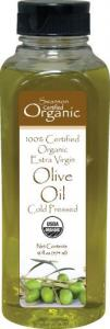 Swanson Organic Extra Virgin Olive Oil at Amazon.com