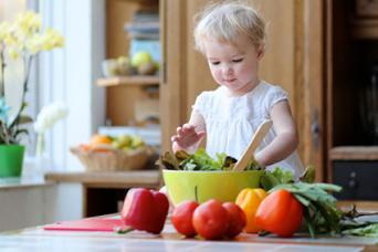 Organic Toddler Foods