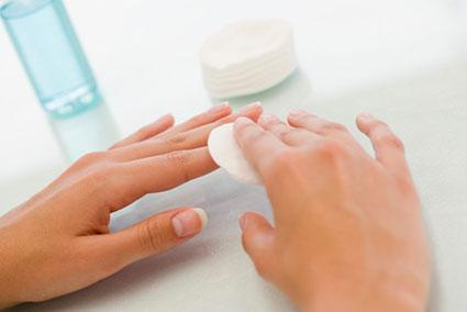 fingernail treatment