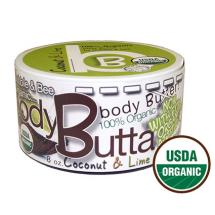 Bubble & Bee Coconut & Lime Body Butter