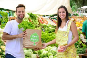 Buying organic