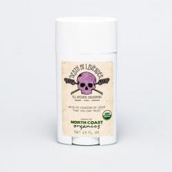 North Coast Organics Deodorant Death by Lavender