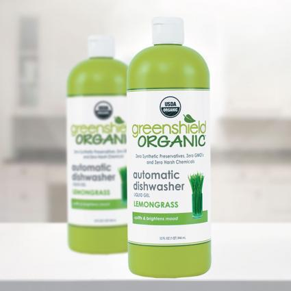 GreenShield Organic Dish Soap