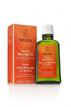 Weleda Arnica Massage Oil - Pack of 2
